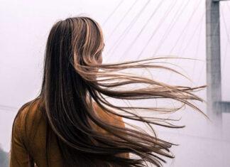 Przeczep włosów a bujna fryzura