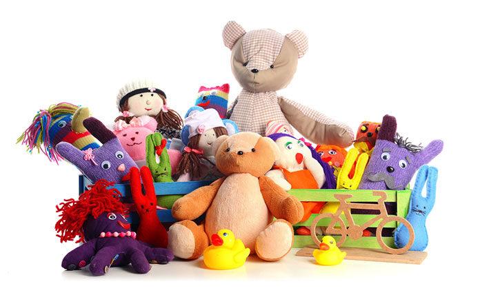 Zabawki Dante